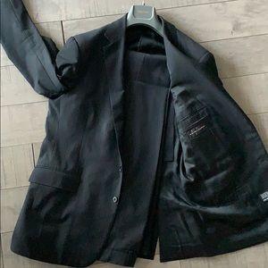 Ralph Lauren Black Suit